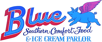Blue Southern Comfort Food & Ice Cream Parlor